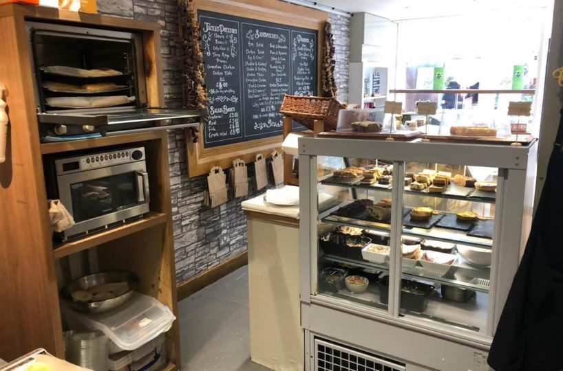 Leasehold Cafe Coffee Shop Tea Rooms and Takeaway Located In Stratford Upon Avon