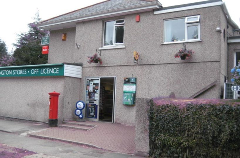 Freehold Convenience Store and Off-Licence Store Located In Liskeard, Cornwall