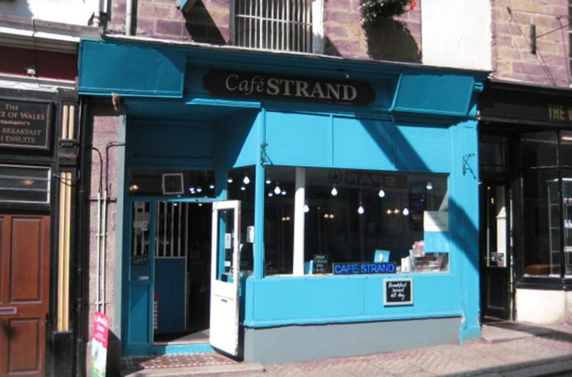 Established Cafe Located In Falmouth