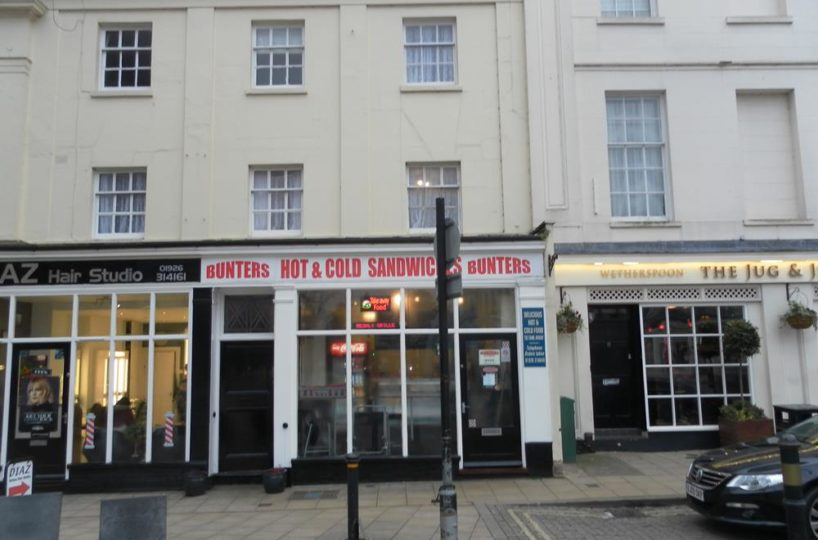 Sandwich Bar and Takeaway In Leamington Spa