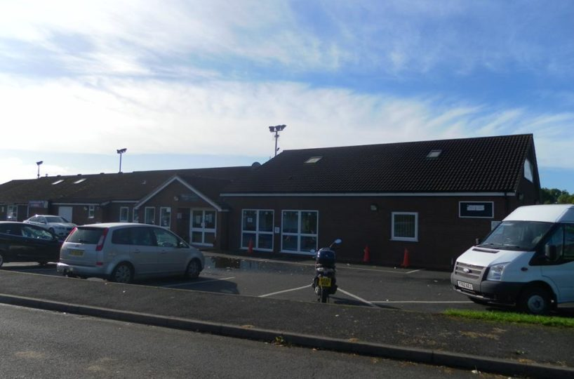 Sports Centre and Football Club In Studley