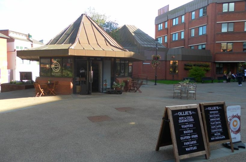 Licensed Coffee House and Eatery Located In Redditch