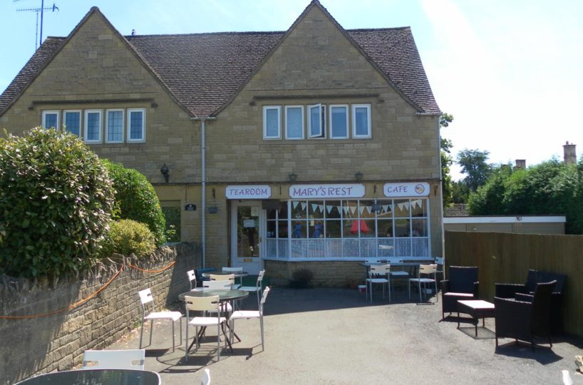 Leasehold Tea Rooms and Cafe Located In Bourton-On-The-Water
