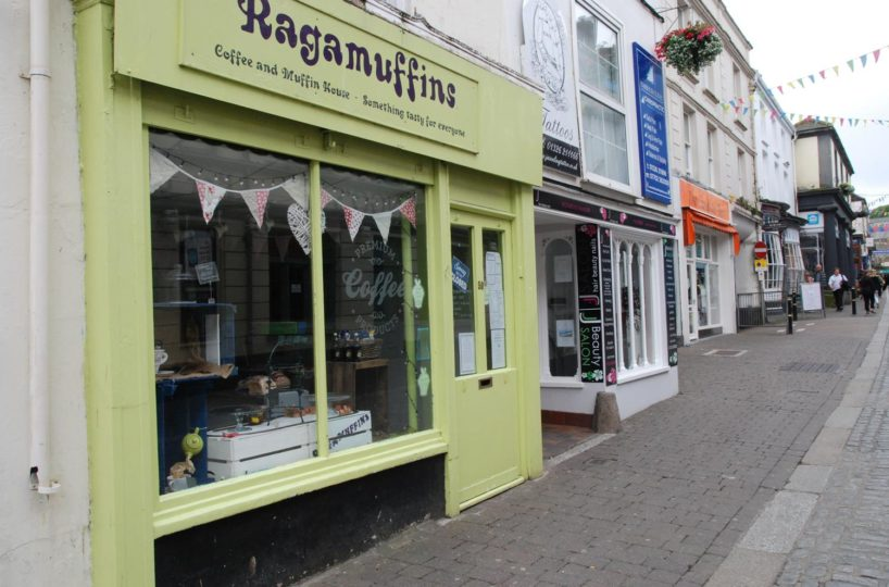 Leasehold Coffee Shop/Cafe Located In Falmouth