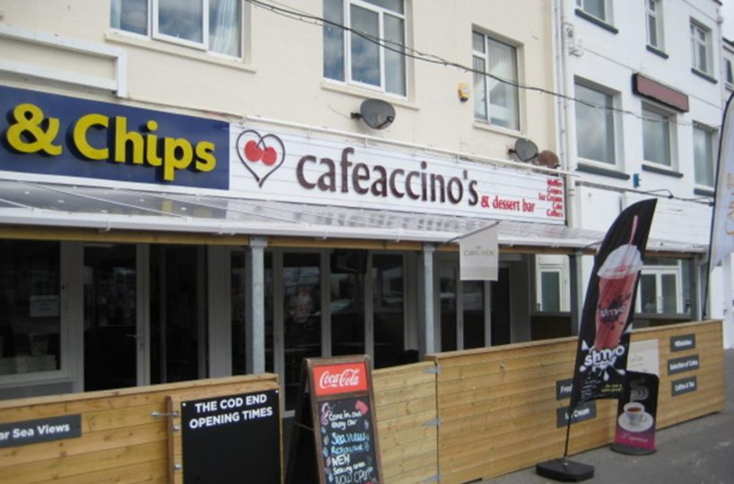 Leasehold Cafe and Dessert Bar Located In Newquay