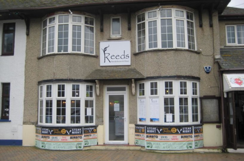 Leasehold Cafe/Restaurant Located In Perranporth
