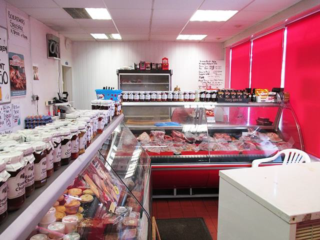 Freehold Retail Butchers in Solihull For Sale