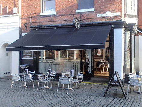 Established Coffee Shop and Tearooms in Market Drayton