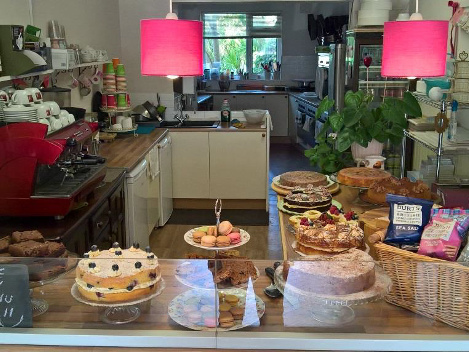 Coffee and Cake shop Business in Newquay, Cornwall