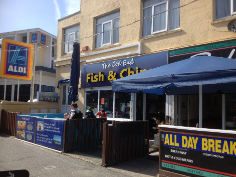 Licenced Fish and Chip Shop and Investment property For Sale