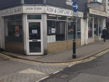 Traditional Fish and Chip Cafe and Takeaway In Camborne With 2 x Self-Contained Apartments