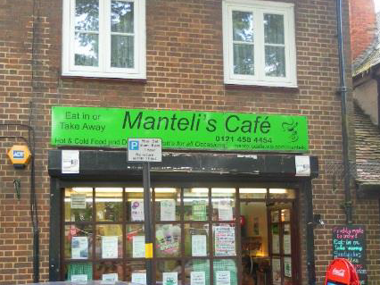 Established Coffee Shop and Cafe In Kings Norton