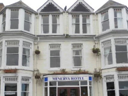 22 en-suite Bedroom Hotel with separate 1 Bedrooms owners apartment in Newquay, Cornwall