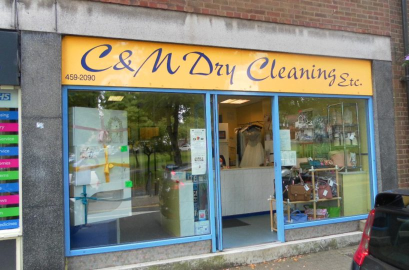 Established Dry Cleaners and Laundry services In Kings Norton For Sale